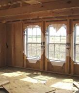 Каркасный дом и проблемы сохранения тепла